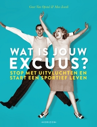 Wat is jouw excuus?-Greet van Van Opstal, Max Icardi-eBook