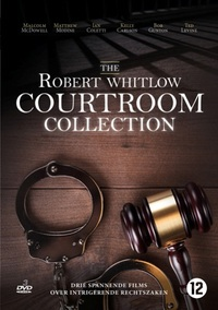 Robert Whitlow Courtroom Collection Box-DVD