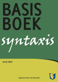 Basisboek syntaxis-Henk Wolf
