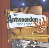 Antwoordenboek voor Kids-Cindy Malott, Ken Ham