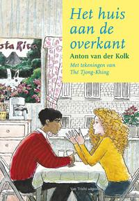 Troef-reeks Het huis aan de overkant-Anton van der Kolk-eBook
