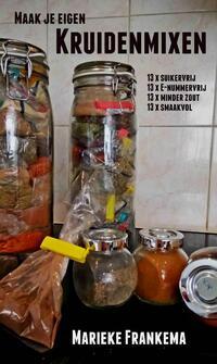 Maak je eigen kruidenmixen-Marieke Frankema-eBook