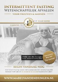 Intermittent fasting, wetenschappelijk afvallen voor vrouwen & mannen-Mabel van den Dungen-eBook