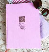 Purpuz Planner 2019 - PINK-Clen Verkleij