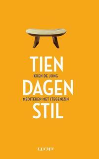 Tien dagen stil-Koen de Jong