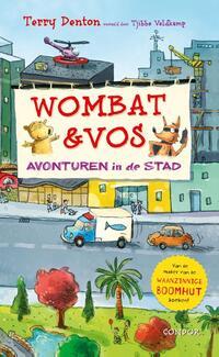 Wombat en Vos - Avonturen in de stad-Terry Denton